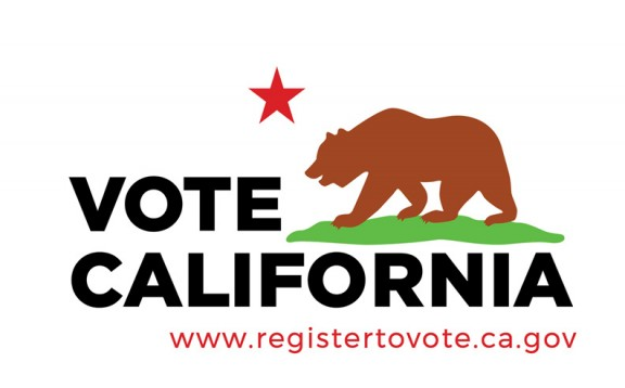 Vote in CA