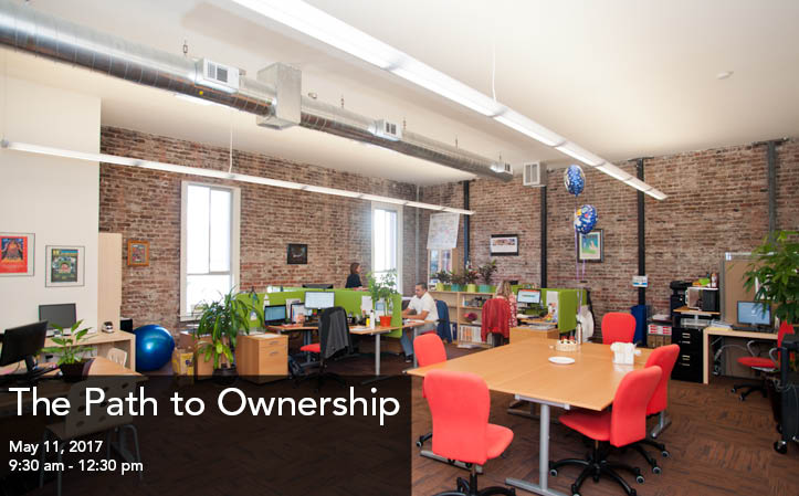 Workshop: The Path to Ownership