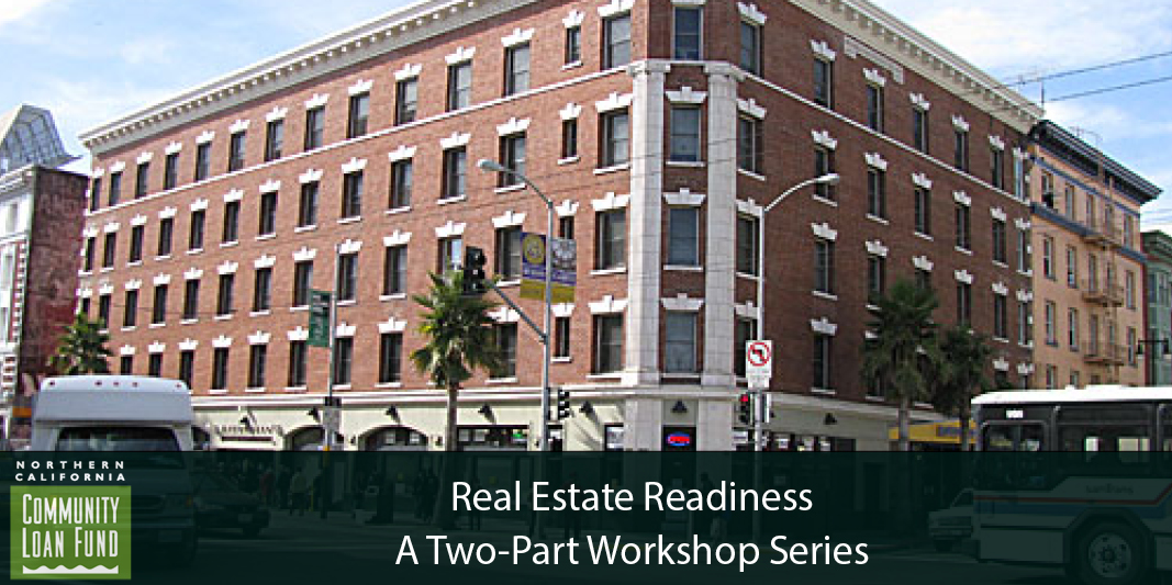 Workshop: SOMA Capacity Building Initiative: Real Estate Readiness Part I