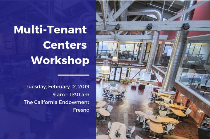 Workshop: Multi-Tenant Centers
