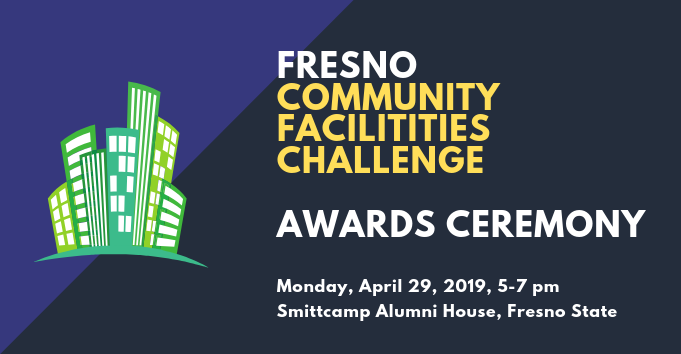 Fresno Community Facilities Challenge Awards Ceremony