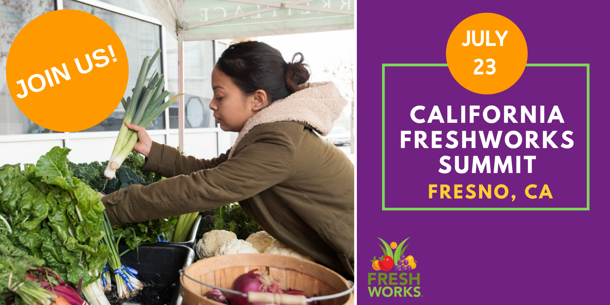 2019 California FreshWorks Summit
