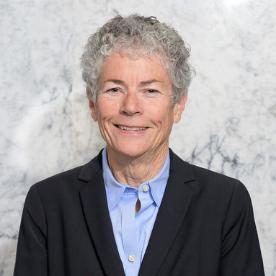 Ann Cameron : Interim President