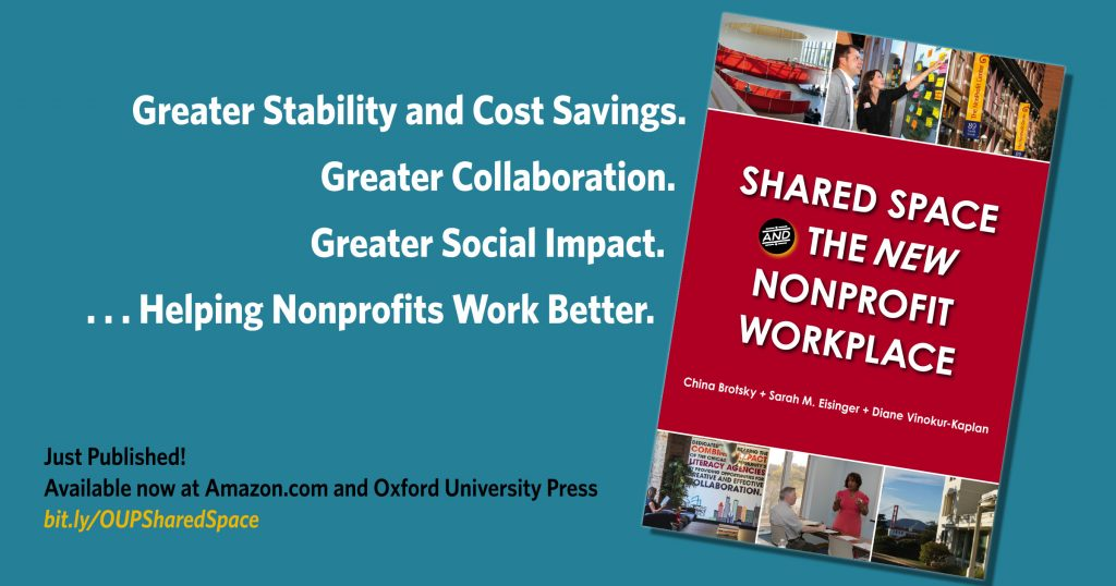 Shared Space the New Nonprofit Workplace