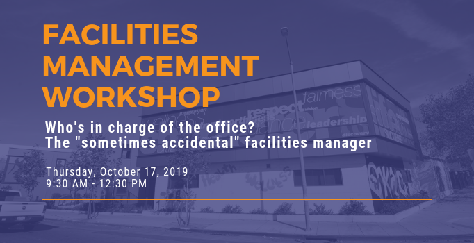 Facilities Management Workshop