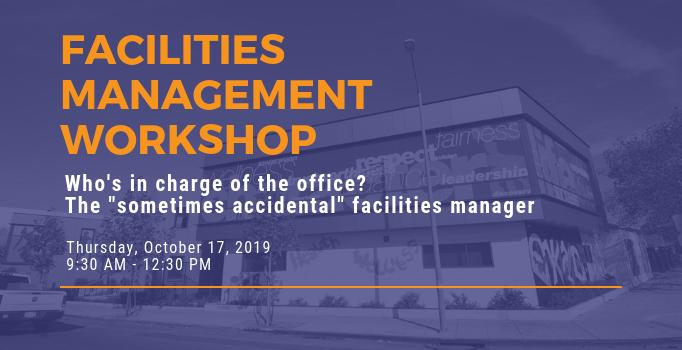 Facilities Management Workshop