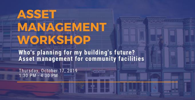 Asset Management Workshop