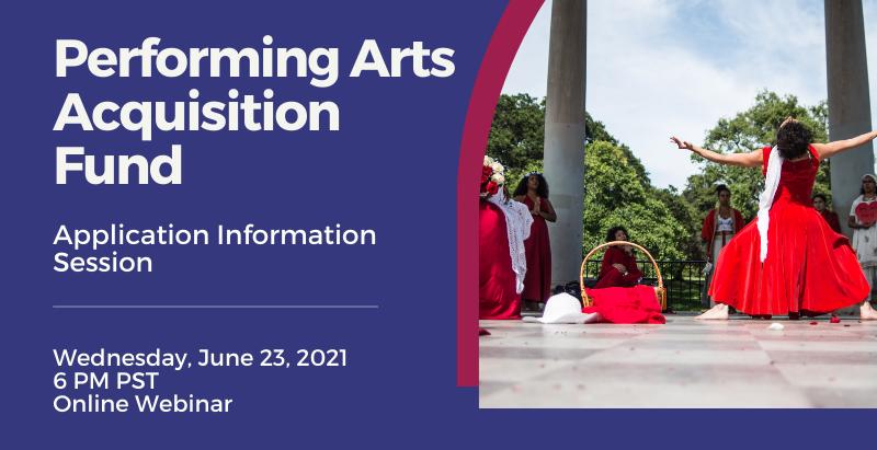 performing arts nonprofit grants