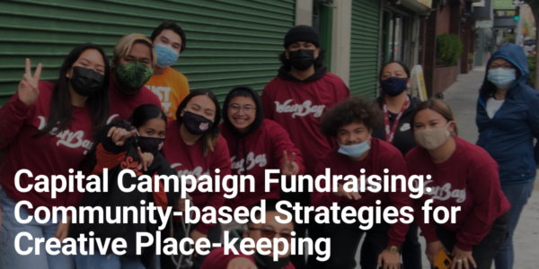 Community Vision provides nonprofits with support with capital campaign financing