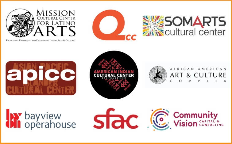 Community Vision administers the SF Arts Reopening Fund to support art and culture organizations in San Francisco
